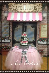 Paris Themed Quinceanera Quincea 241 Era Cake Paris Theme Cakes Ideas Pinterest