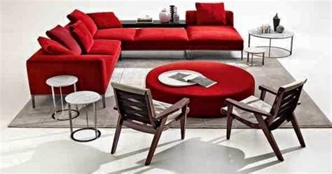 Ultra Modern Italian Furniture Design For Living Room By B B Ultra Modern Italian Furniture