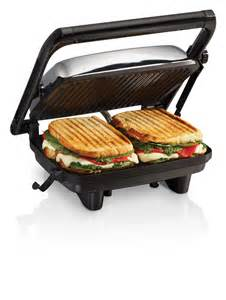 Sandwich Toaster Press Panini Press Gourmet Sandwich Maker 25460 Available