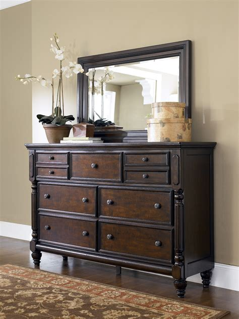 ashley furniture key town bedroom set ashley furniture key town dresser b668 31 bedroom dressers