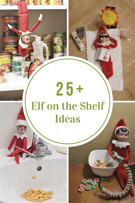 ideas elf on the shelf elf on the shelf ideas the idea room