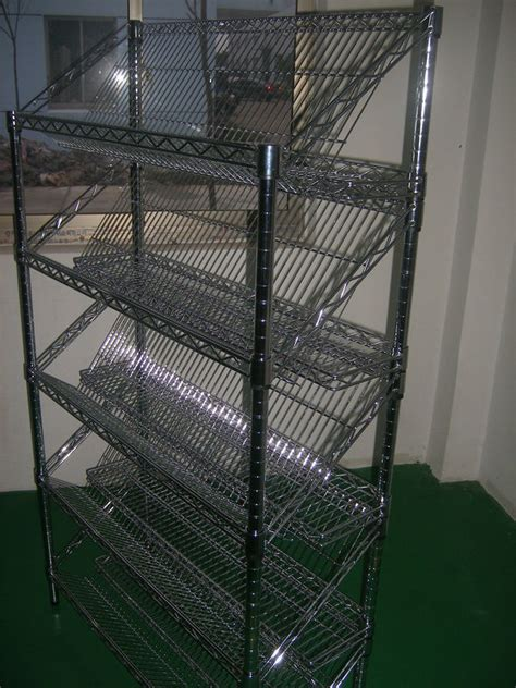 stainless steel shelves restaurant supply wire shelving restaurant kitchen stainless steel shelves 4