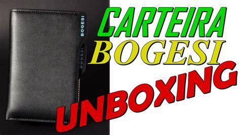 unboxing carteira bogesi aliexpress pt br hd