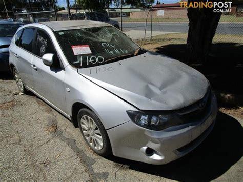 subaru impreza hatch 3 2011 wrecking for sale in albury