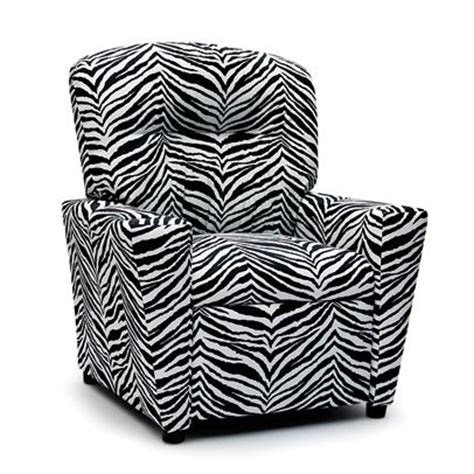 kids zebra recliner pin by kimbrell s furniture on ideas for kids rooms