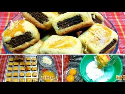 cara membuat kue kering wafer macam macam kue kering buzzpls com