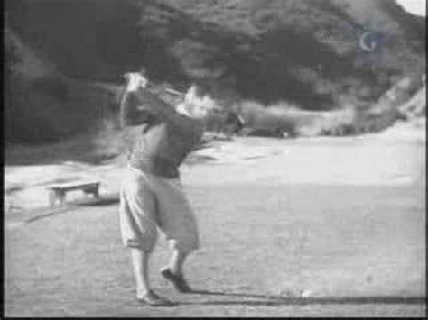 bobby jones swing bobby jones golf swing youtube