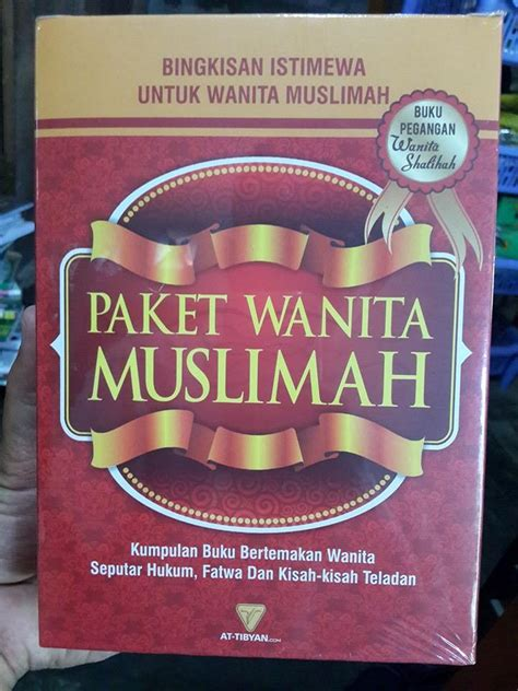 buku paket wanita muslimah kumpulan buku tema wanita toko muslim title