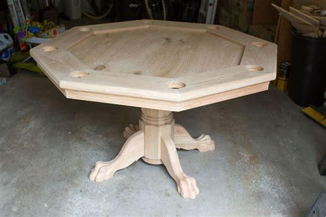 diy octagon poker table plans octagon poker table poker