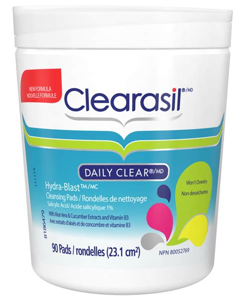 Sani Pad Caribbean Detox by Clearasil 174 Products