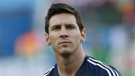 2014 World Cup Hairstyles by Messi Hairstyle 2014 World Cup Www Pixshark Images