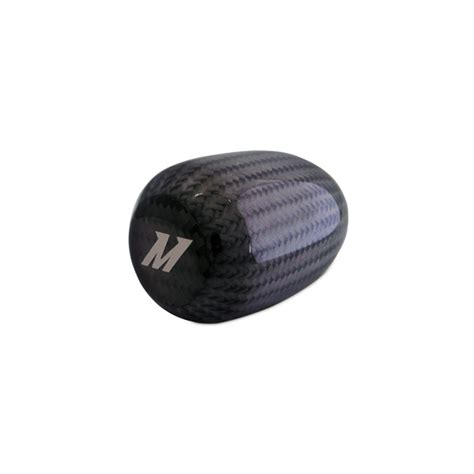 carbon fiber shift knob by mishimoto