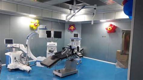 Modular Operation Theater   Prefabricated Operation