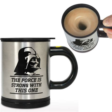 Self Stiring Mug darth vader self stirring mug shut up and take my money