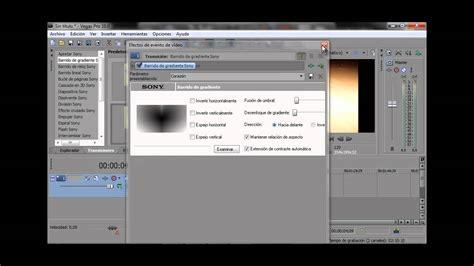 tutorial de vegas pro 10 tutorial de uso basico de sony vegas pro 10 0 youtube