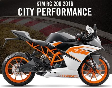 Ktm India Official Website 2016 Ktm Rc 200 With Abs Listed On The Official Website