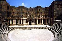 bosra,syria,siria,theatres,amphitheatres,stadiums,odeons
