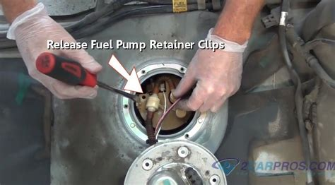 how to remove fuel tank from a 2008 scion tc how to replace a fuel pump in under 2 hours