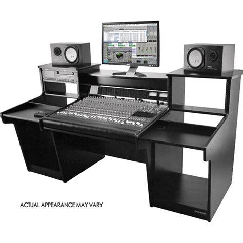 Omnirax Mixstation Workstation For The Avid 24 Mixer Mxc242 B Omnirax 24 Studio Desk