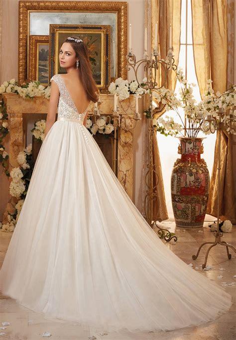 Wedding Dresses Mori by Mori 5476 Wedding Dress Madamebridal