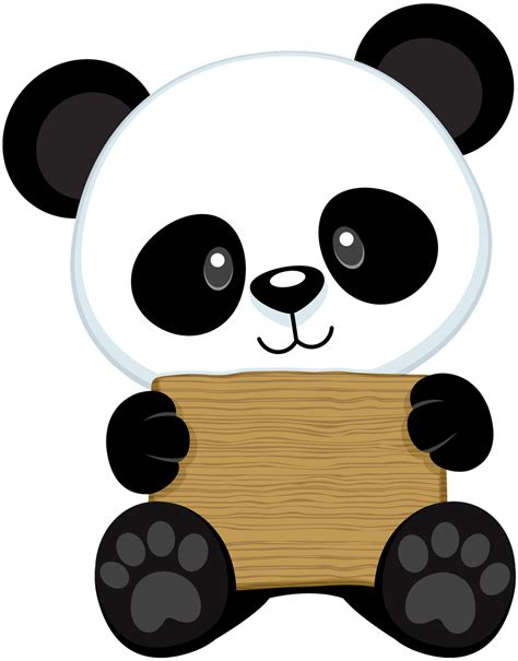 panda clipart deia2013 s profile minus birthday ideas