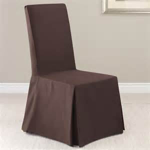 Sure Fit Dining Chair Slipcover Sure Fit Slipcovers Twill Supreme Dining Chair Slipcover With Ties Atg Stores