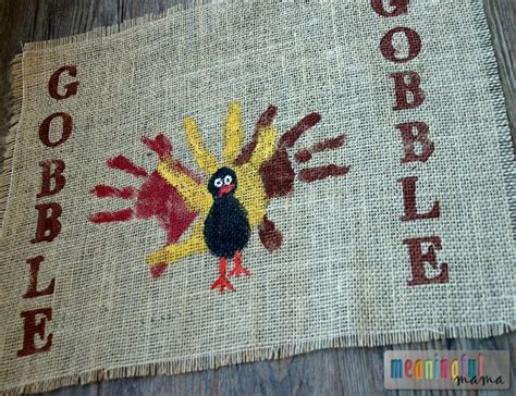 thanksgiving placemat craft for the best thanksgiving placemats rustic baby chic
