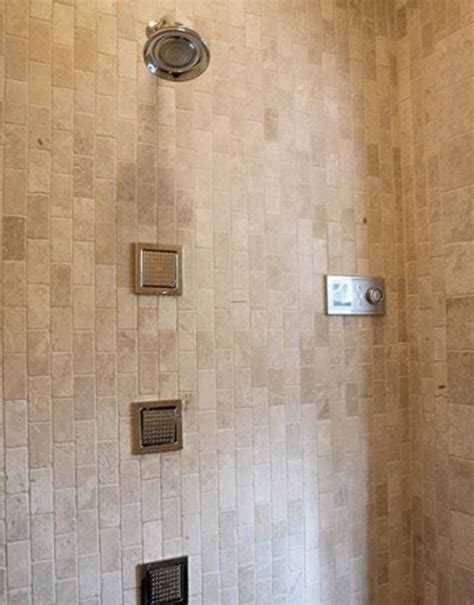 shower tile ideas corner