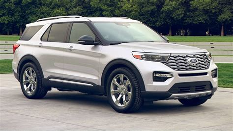 2020 Ford Explorer 1 by 2020 Ford Explorer The Best Suv