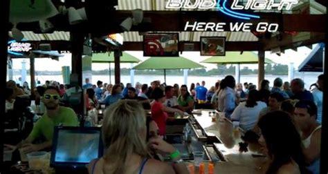 Wharfside Patio Bar by Patio Bar At The Wharfside Point Pleasant Nj Picture