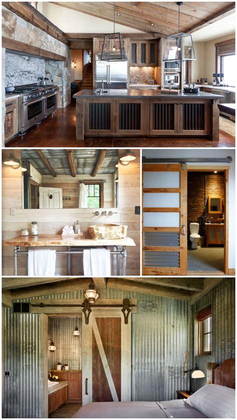 corrugated metal for home interiors heavy metal versus corrugated metal in interior design mountainmodernlife com