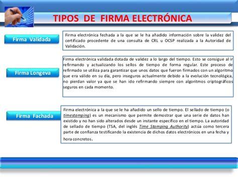 modelos de firma electrnica observatorio digital presentacion certificado y firma electronica