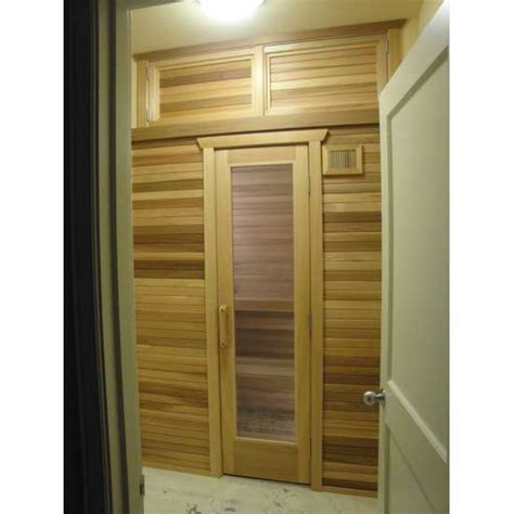 Residential Sauna Door 16 Quot X67 Quot Rain Glass Window Sauna Glass Door