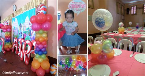 candyland decorations candyland cebu balloons and supplies