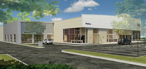 Infinity Auto Dealership by Maggiore Construction To Provide Construction Management