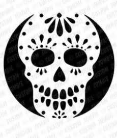 day of the dead pumpkin template pumpkin carving stencils day of the dead search