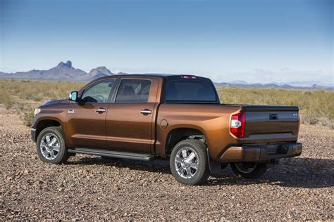 new toyota truck new 2014 toyota tundra pickup truck photos and details