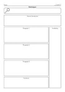 non chronological information report writing templates