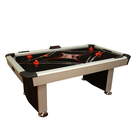 american heritage air hockey table american heritage electra air hockey table beyond stores