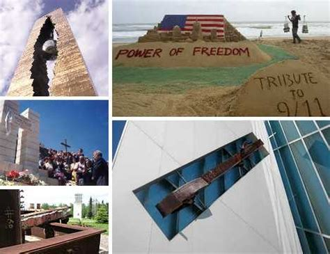 one day, one world: 11 international 9/11 memorials | urbanist