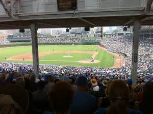 what is section 16 wrigley field section 218 row 20 seat 103 chicago cubs