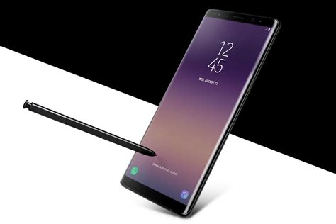 Samsung Galaxy Note 8 samsung galaxy note 8 wins most favored phone poll