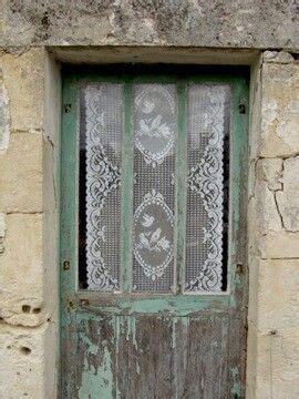 half glass door curtains pinterest the world s catalog of ideas