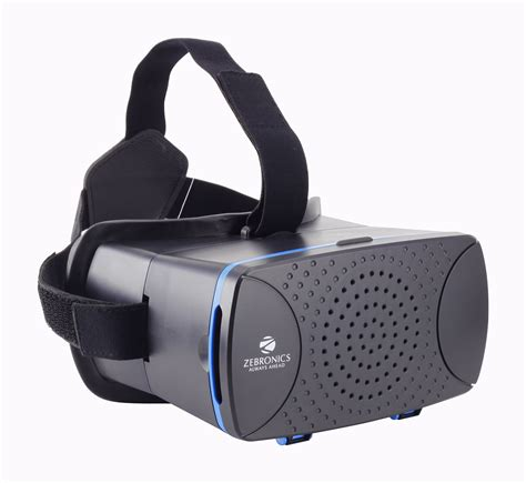 Headset Vr itvoice it magazine india 187 zebronics launches reality 3d for smartphones with