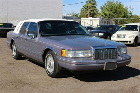 lincoln az lincoln town car in az for sale used cars on