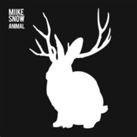 animal mike snow animal miike snow song wikipedia