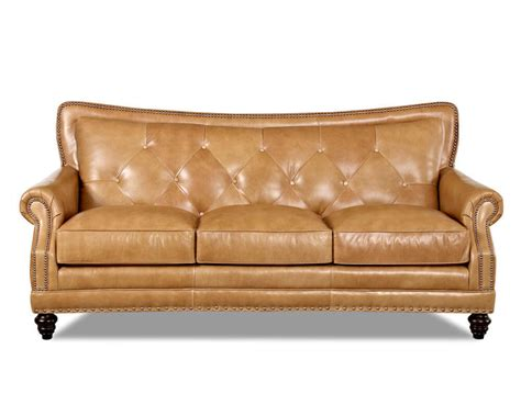 leather and loveseat furniture add luxury to your home with grain leather
