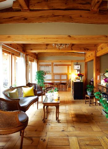 korean interior house design modern interior harmonized in a beautiful han ok korean traditional house home