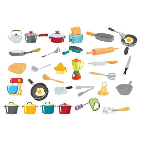 imagenes vectoriales cocina gratis bateria de cocina fotos y vectores gratis