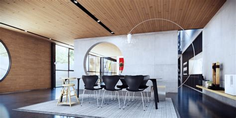 Funky Dining Rooms by Funky Dining Room Interior Design Ideas